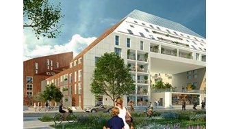 Appartements neufs Rc-20 Bordeaux éco-habitat à Bordeaux