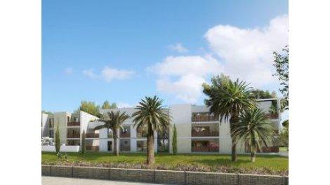 Appartement neuf Cdf Fabregues éco-habitat à Fabrègues