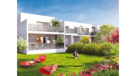 Appartement neuf S-109 Saint-Jean-de-Vedas éco-habitat à Saint-Jean-de-Vedas