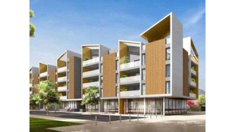 Appartement neuf I-63 Saint-Jean-de-Vedas éco-habitat à Saint-Jean-de-Vedas