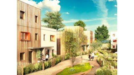 Appartement neuf Le-70 Ostwald éco-habitat à Ostwald