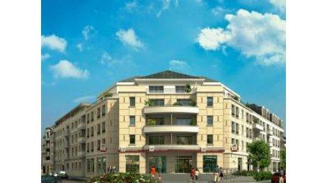Appartements neufs CDV2 Corbeil-Essonnes investissement loi Pinel à Corbeil-Essonnes