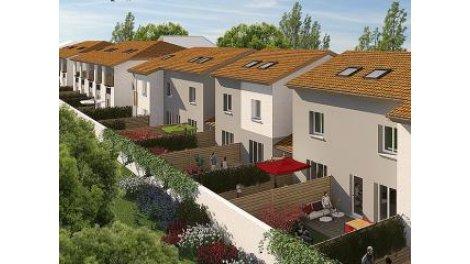 Appartement neuf E8 Lyon-8e-Arrondissement investissement loi Pinel à Lyon 8ème