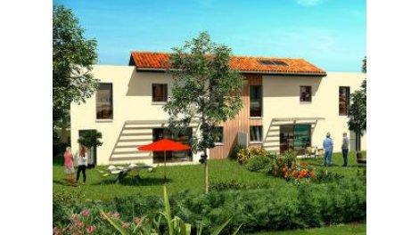 Appartement neuf Lvl-2 Aucamville éco-habitat à Aucamville