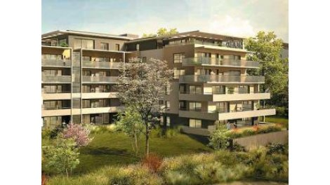 Appartement neuf Lo-52 Ferney-Voltaire investissement loi Pinel à Ferney-Voltaire