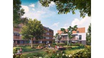 Appartements neufs Er-7 Villeneuve-Tolosane éco-habitat à Villeneuve-Tolosane