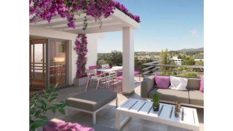 Appartement neuf Ler1a Marseille-13e-Arrondissement investissement loi Pinel à Marseille 13ème