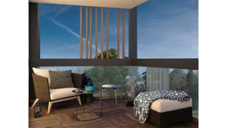 Appartement neuf Cp-57 Nantes investissement loi Pinel à Nantes