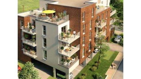 Appartement neuf Lcsh-6 Amiens éco-habitat à Amiens