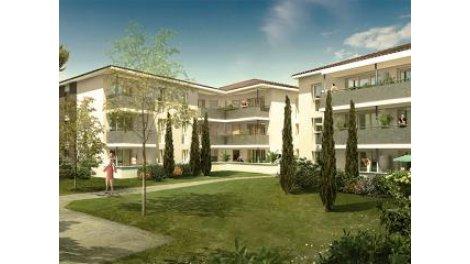 Appartement neuf Rm-24 Toulouse investissement loi Pinel à Toulouse