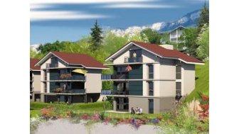 Appartements neufs Loda Aix-les-Bains à Aix-les-Bains