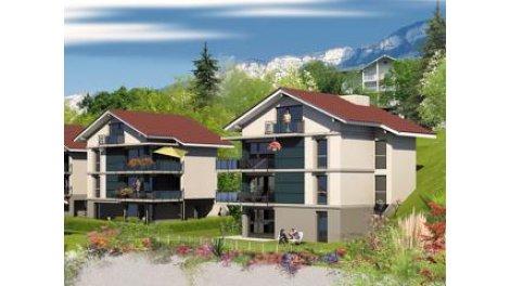 Appartement neuf Loda Aix-les-Bains investissement loi Pinel à Aix-les-Bains