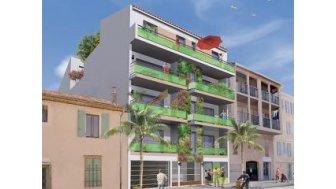 Appartements neufs Lgl-8 la-Londe-les-Maures éco-habitat à La Londe-les-Maures
