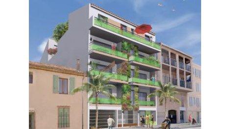 Appartement neuf Lgl-8 la-Londe-les-Maures à La Londe-les-Maures
