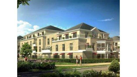 Appartement neuf Arbcp Saint-Cyr-sur-Loire investissement loi Pinel à Saint-Cyr-sur-Loire
