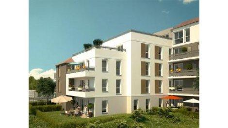Appartement neuf Ca-21 Livry-Gargan éco-habitat à Livry-Gargan