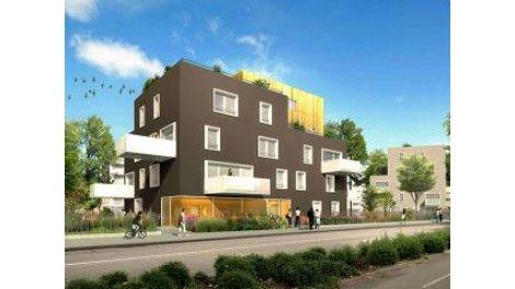 Appartement neuf K-22 Strasbourg investissement loi Pinel à Strasbourg