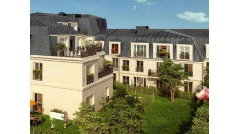 Appartements neufs Lcc-9 Montgeron investissement loi Pinel à Montgeron