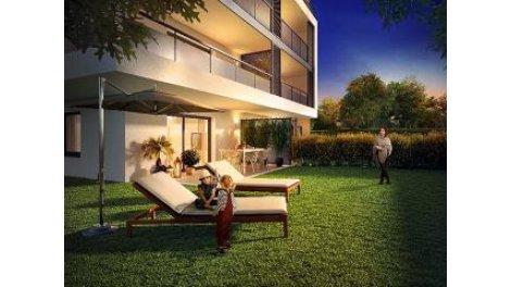 Appartement neuf Js-6 Divonne-les-Bains investissement loi Pinel à Divonne-les-Bains