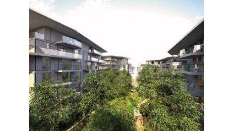 Appartement neuf Ri-5 Castelnau-le-Lez éco-habitat à Castelnau-le-Lez