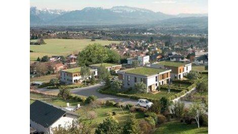 Appartement neuf Lcdeo Vetraz-Monthoux investissement loi Pinel à Vétraz-Monthoux
