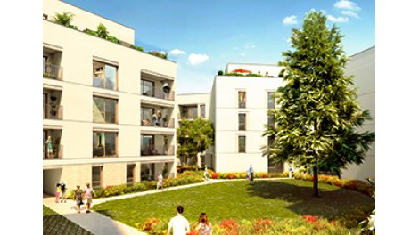 Appartement neuf Ip Lyon-5e-Arrondissement éco-habitat à Lyon 5ème