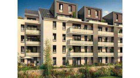 Appartement neuf La-133 Grenoble investissement loi Pinel à Grenoble