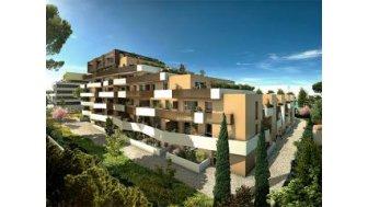 Appartements neufs N123 Montpellier éco-habitat à Montpellier