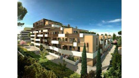 Appartements neufs N123 Montpellier à Montpellier