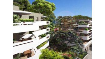 Appartements neufs Ldd5s Montpellier éco-habitat à Montpellier
