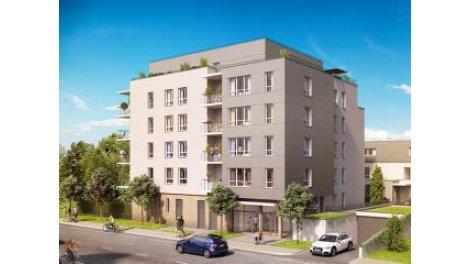 Appartement neuf Lvdv-3 Grenoble investissement loi Pinel à Grenoble