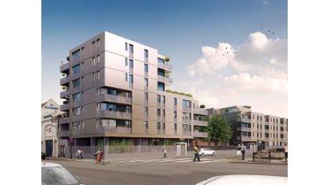 Appartements neufs Le-76 Lille investissement loi Pinel à Lille