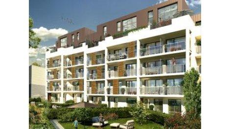 Appartement neuf Sg-16 Chatillon investissement loi Pinel à Chatillon