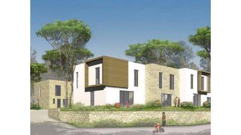 Appartement neuf Vg-21 Grabels éco-habitat à Grabels