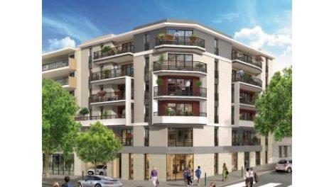 Appartement neuf Cc-59 Antibes investissement loi Pinel à Antibes