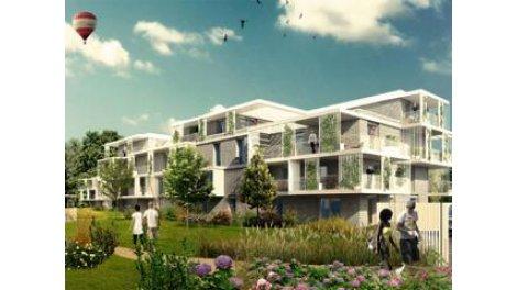 Appartements neufs Ddm-9 Villeneuve-d'Ascq investissement loi Pinel à Villeneuve-d'Ascq