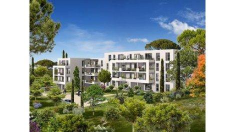 Appartement neuf Lc-154 Marseille-13e-Arrondissement investissement loi Pinel à Marseille 13ème