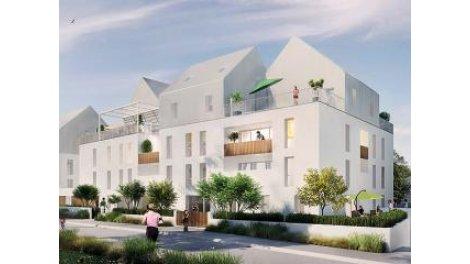 Appartement neuf C-122 Saint-Herblain à Saint-Herblain