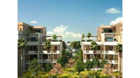 Appartement neuf Ljdlm-5 Nimes éco-habitat à Nîmes