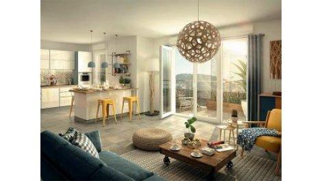 Appartements neufs Csp-2 Nice investissement loi Pinel à Nice