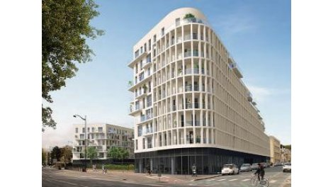 Appartement neuf P-88 Caen investissement loi Pinel à Caen