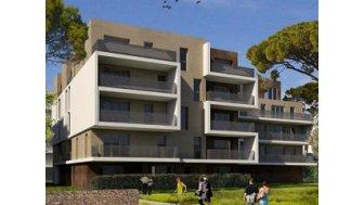 Appartements neufs Jdb-2 Montpellier éco-habitat à Montpellier
