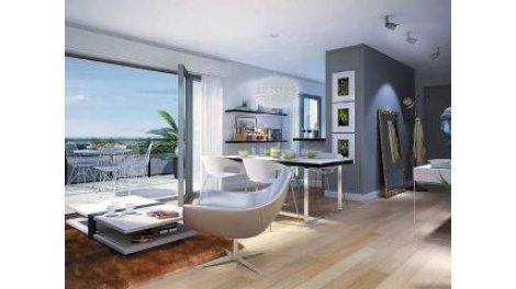 Appartement neuf R-40 Amiens éco-habitat à Amiens