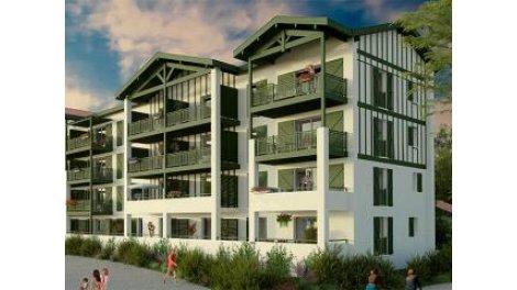 eco habitat neuf à Ustaritz