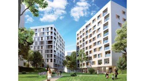 Appartements neufs Ac-11 Lille investissement loi Pinel à Lille
