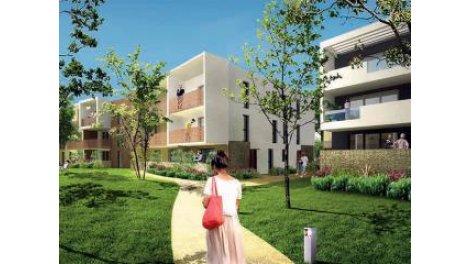 immobilier neuf à Saint-Jean-de-Vedas
