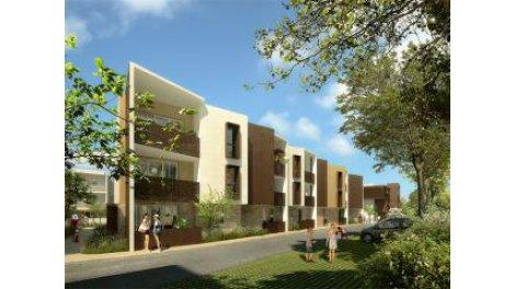 appartement neuf à Saint-Jean-de-Vedas