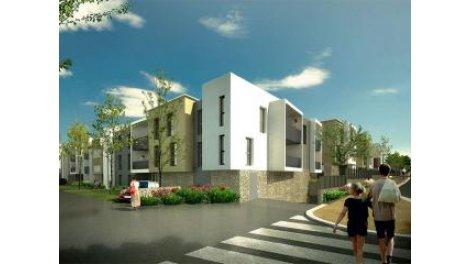 logement neuf à Saint-Jean-de-Vedas