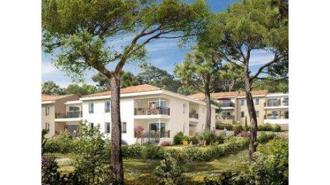 Appartement neuf Cr-25 Toulon éco-habitat à Toulon