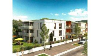 Appartements neufs La-149 Aix-les-Bains à Aix-les-Bains
